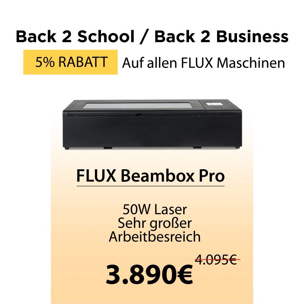 Beambox Pro – Professioneller Laserschneider (50W)